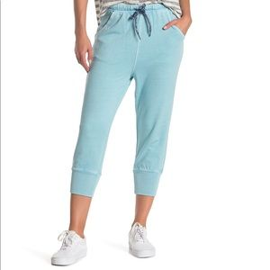 Free People NWT Counterpunch Cropped Joggers